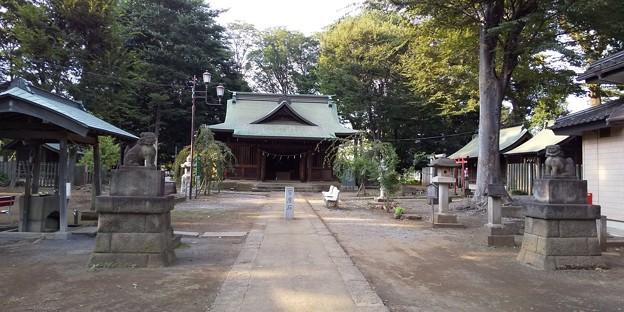 与野の氷川神社