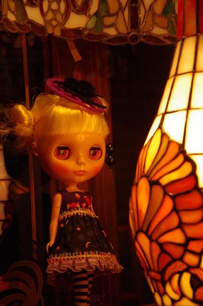 ランプの妖精