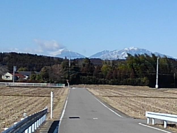 日光連山(3月3日)