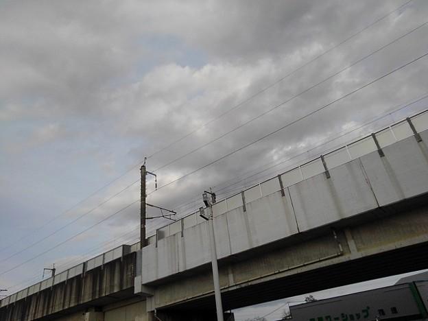 新幹線ガード(3月6日)
