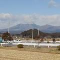 Photos: 山(3月10日)
