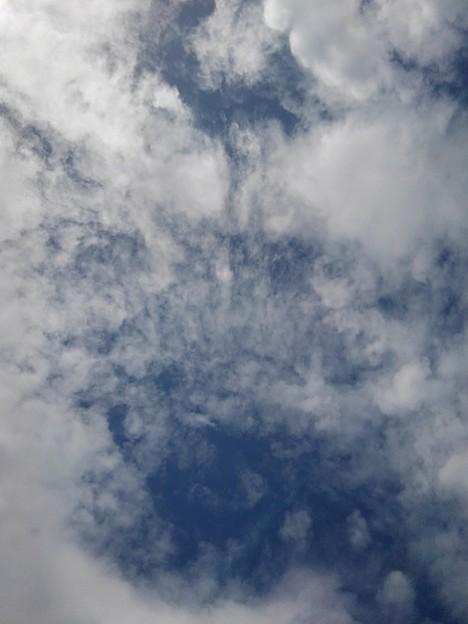 渦っぽい雲(3月16日)