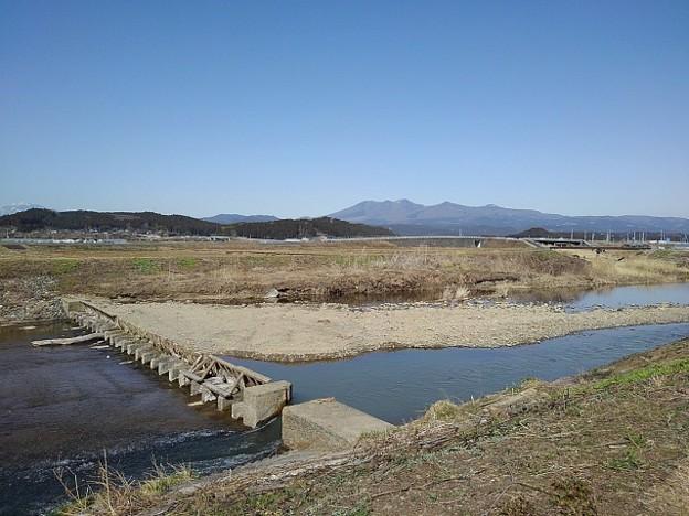 山と川(3月18日)