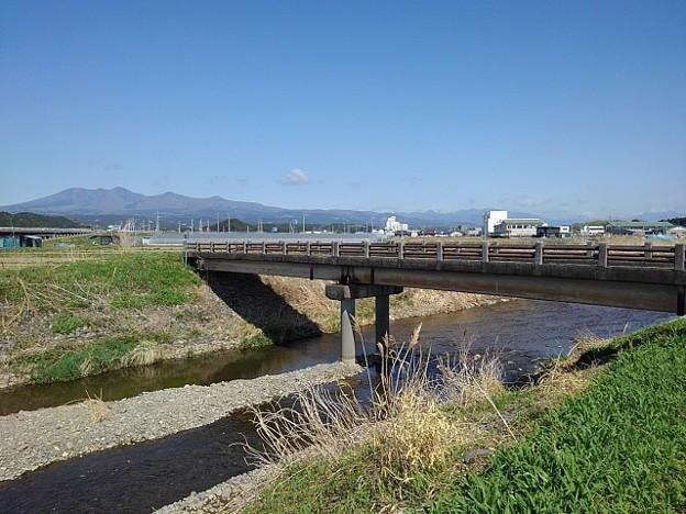 山と橋(4月7日)