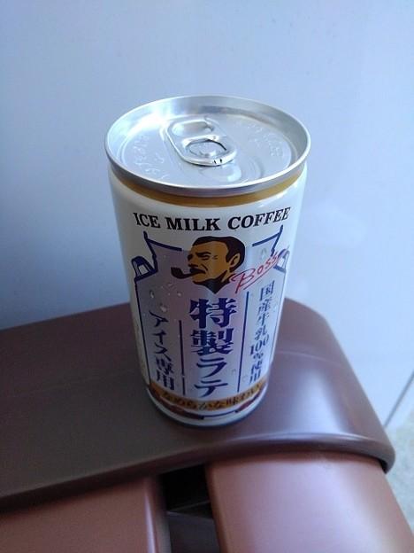 缶コーヒー(4月23日)