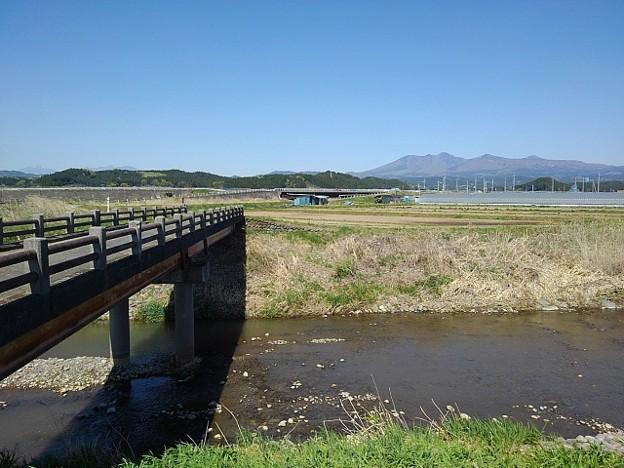 川と橋(4月21日)