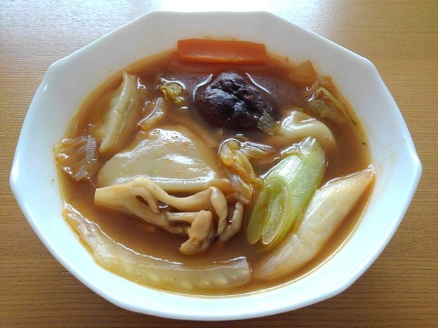 餃子スープ(5月13日)