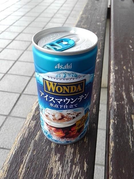 缶コーヒー(5月8日)