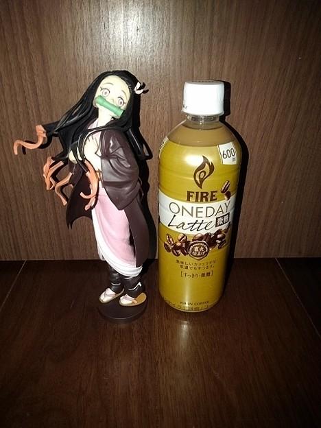 禰豆子とコーヒー(6月5日)