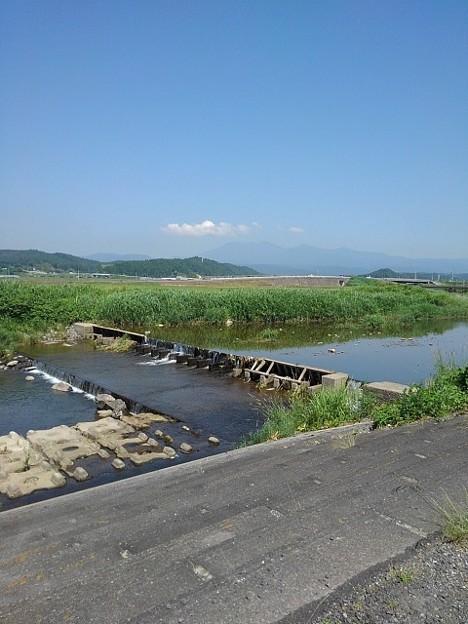 川のある景色(6月10日)