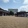 Photos: 道の駅の石畳の道(6月26日)