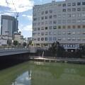 Photos: 大きな橋と川のある宇都宮の景色(8月6日)