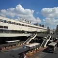 Photos: 宇都宮駅の駅舎(8月6日)