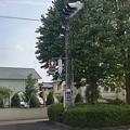 Photos: 道の景色(8月22日)
