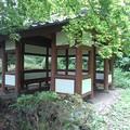 Photos: 烏ヶ森公園の丘の休憩所(8月12日)
