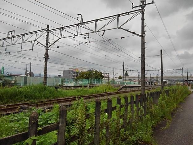 線路が見える景色(8月29日)