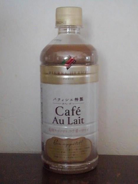 ペットボトル入りコーヒー(9月5日)