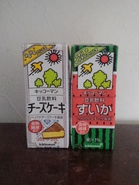 おいしい豆乳(9月10日)