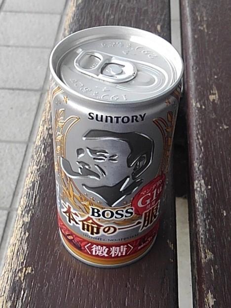 缶コーヒー(9月11日)