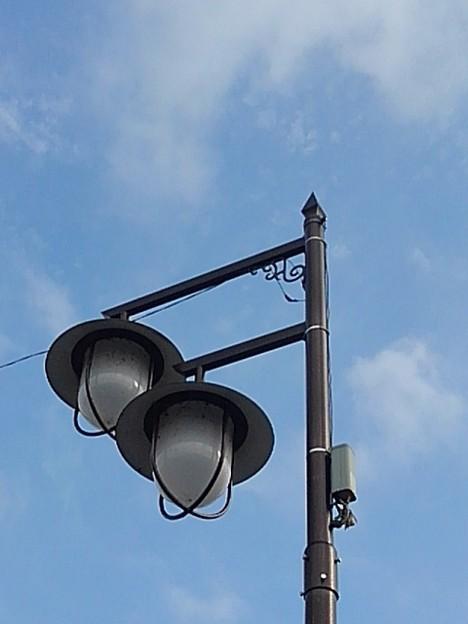 街灯(9月11日)