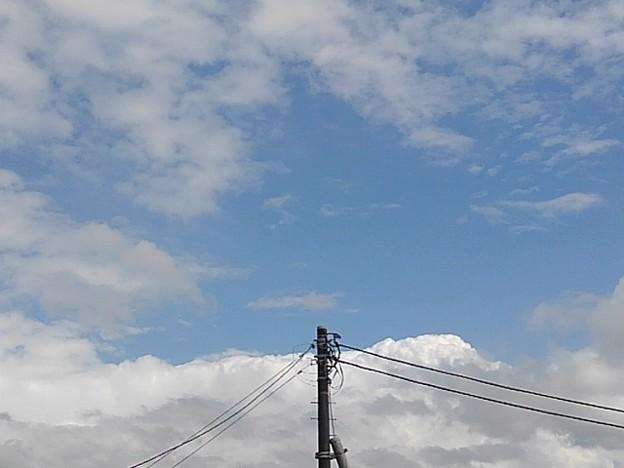 入道雲(9月16日)