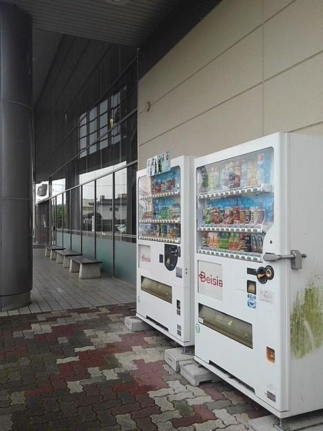 自動販売機(9月18日)