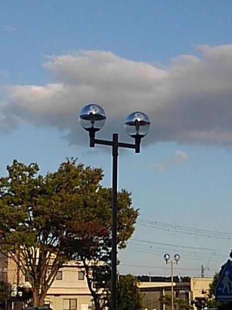街灯(10月2日)