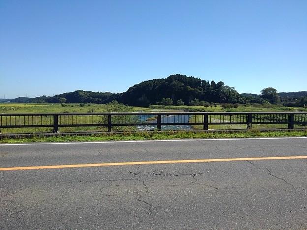 遠くに見える丘(9月20日)
