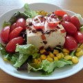 豆腐サラダ(10月6日)