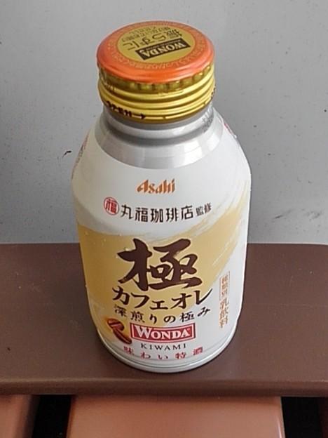 缶コーヒー(10月6日)