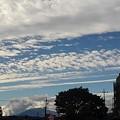 街中からの空(10月17日)