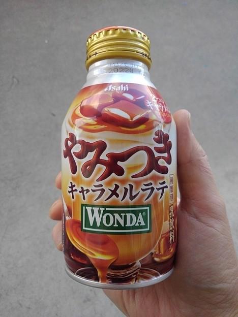 缶コーヒー(10月18日)