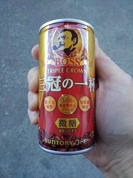 缶コーヒー(10月21日)