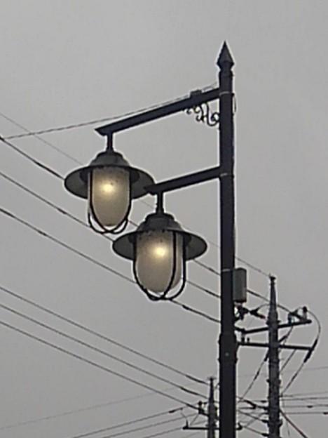 街灯(10月16日)