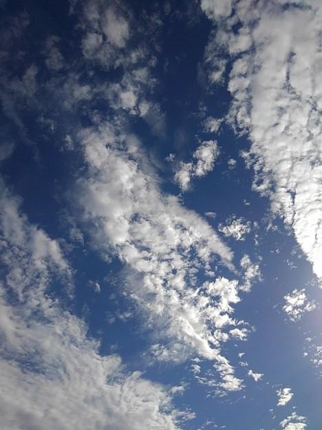 鱗雲(10月17日)