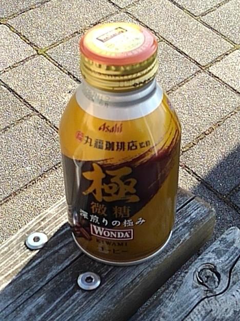 缶コーヒー(10月24日)