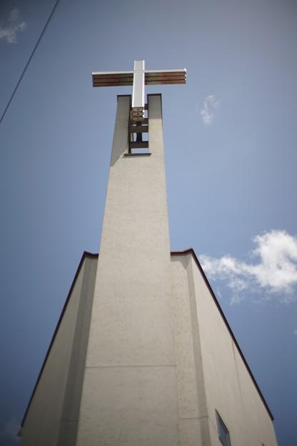 教会ー祈りー