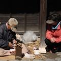 草履造り伝統の技