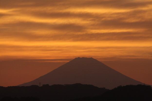 横浜から富士