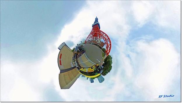 Little Planet「Tokyo Tower」