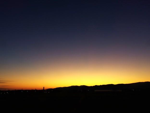 夜明けのうた~♪