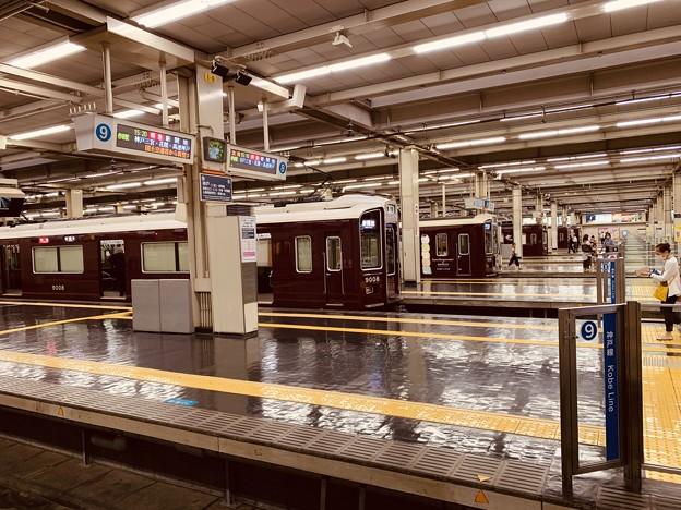 阪急の大阪梅田駅