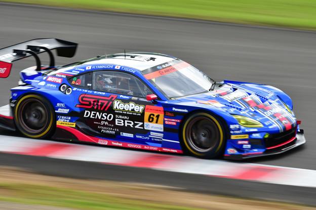 SUGO GT300km RACE予選