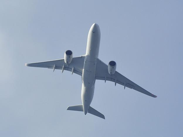 Photos: 20210425飛行機01