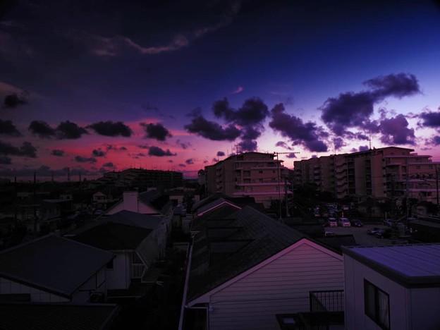 Photos: 屋上から