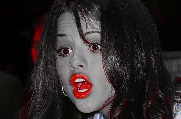 Beautiful Selena Gomez(90060000)