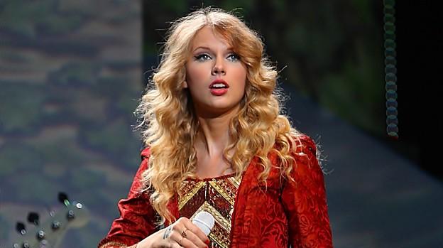 Beautiful Blue Eyes of Taylor Swift(11159)