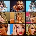 Beautiful Blue Eyes of Taylor Swift(11164)