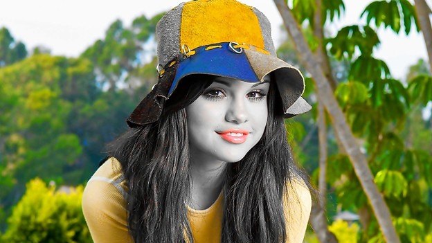 Beautiful Selena Gomez(90060003)