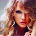 Beautiful Blue Eyes of Taylor Swift(11168)